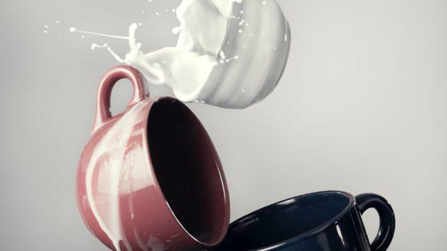 牛乳は健康