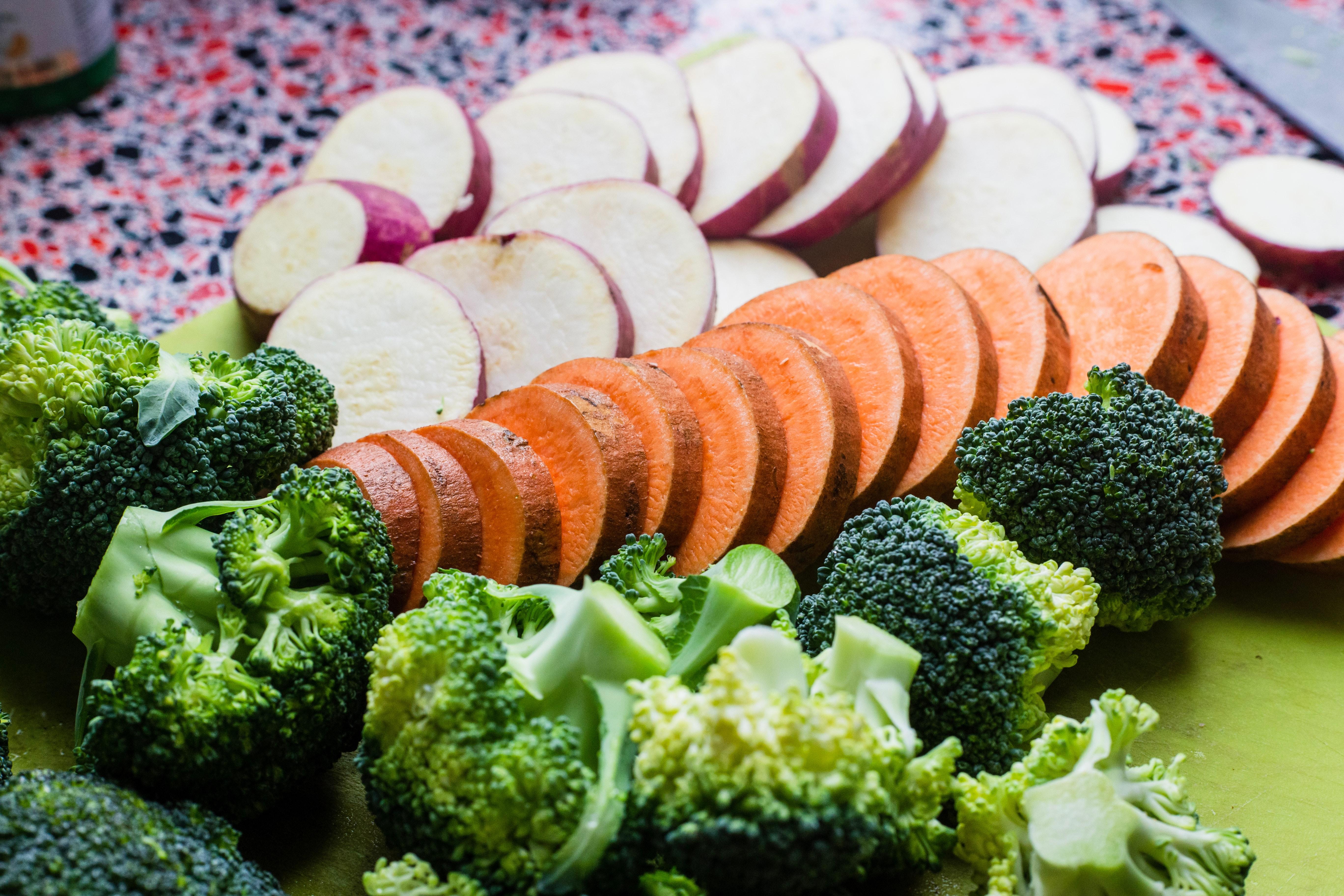 ブロッコリーの栄養は筋肉に良い