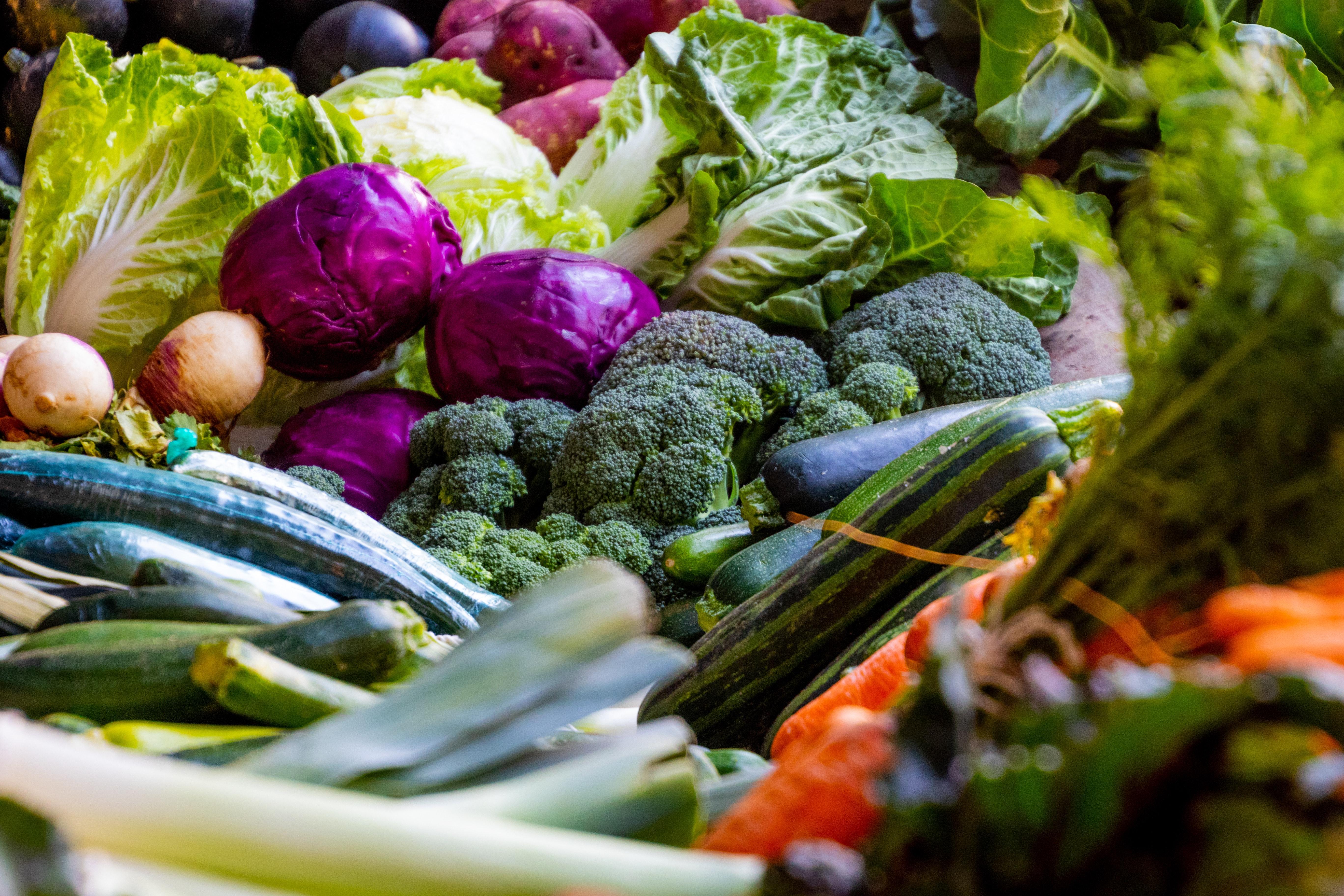 野菜で痩せる