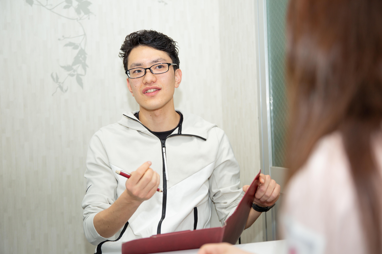 モテボディコンサルタント前田