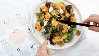 葉物野菜の栄養