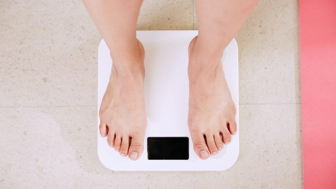 体重を落とす方法