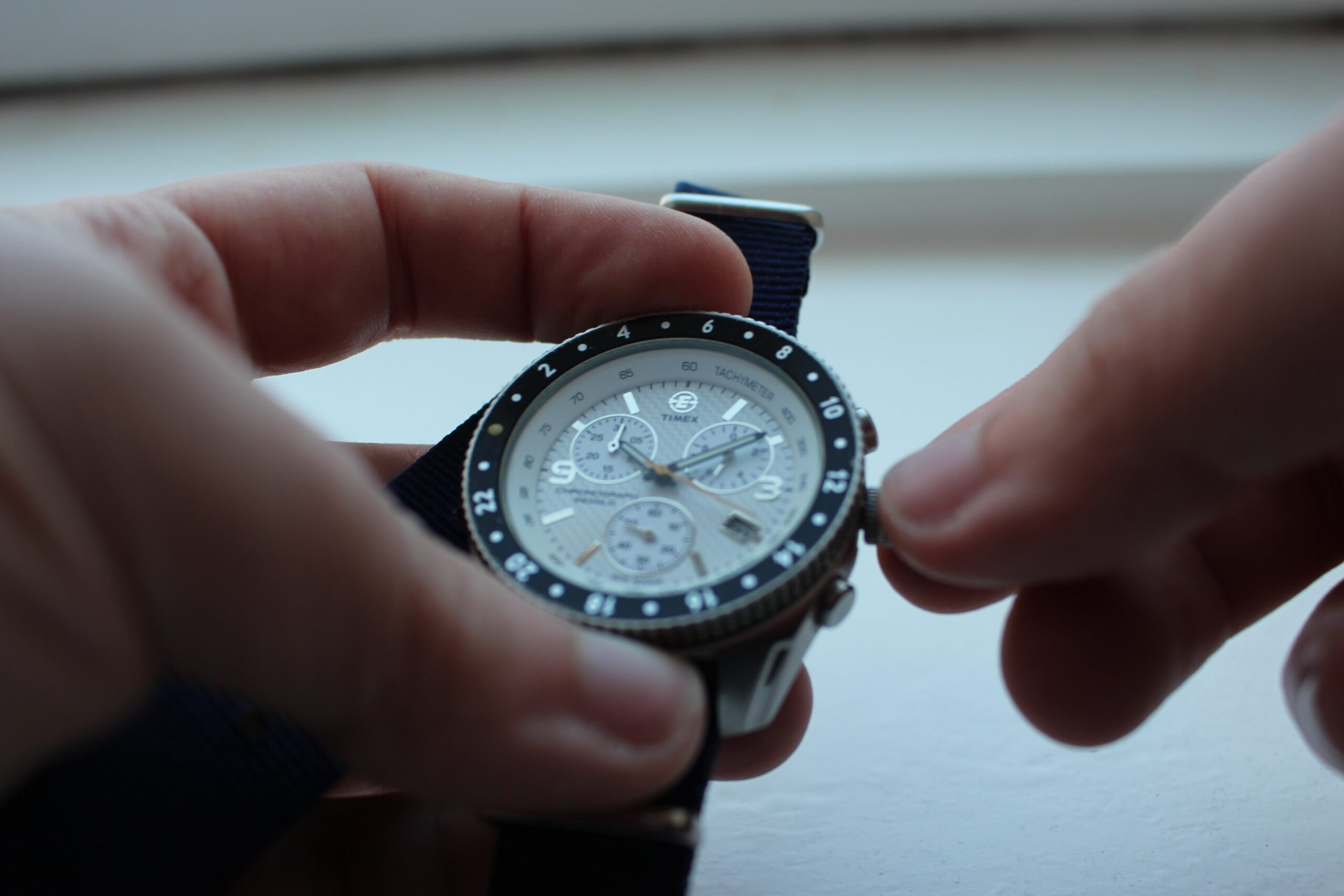 体内時計は25時間